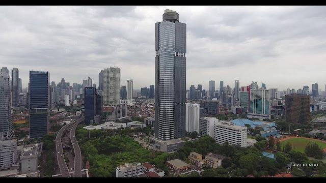 Menara Gama :Gedung-Gedung Tertinggi di Indonesia