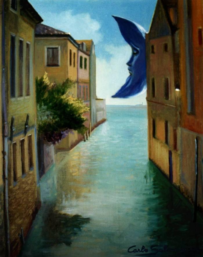 Мир грез. Carlo Salomoni