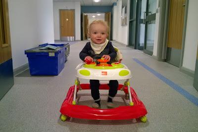 Bahaya Penggunaan Baby Walker