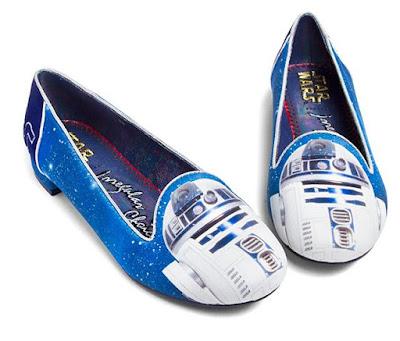 Starwars R2-D2 Flats