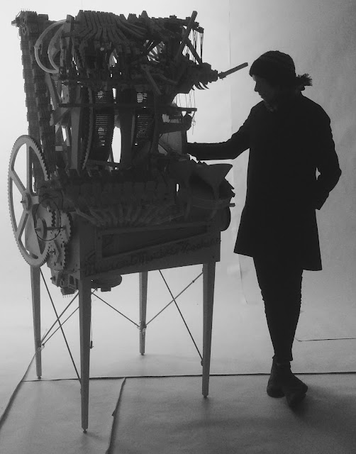 Wintergatan Marble Machine Martin Molin