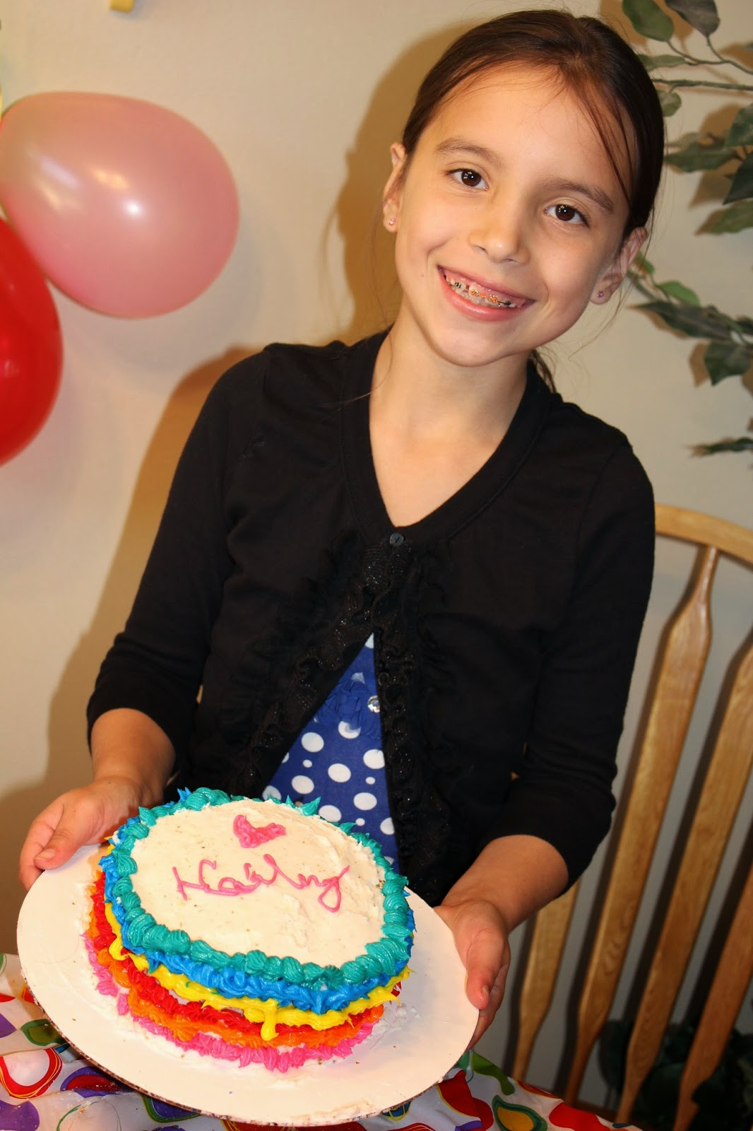 Gust Gab Hailey S 9th Birthday Party