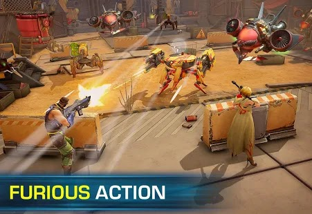 Evolution 2: The Battle for Utopia Apk+Data Free on Android Game