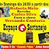 Neste domingo dia 24 tem Rafaela Mello e o cantor e poeta Carlos Silva no Espaço Sertanejo em Ruy Barbosa