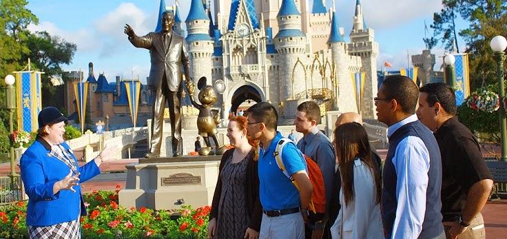 Disney's Family Magic Tour - Grupos