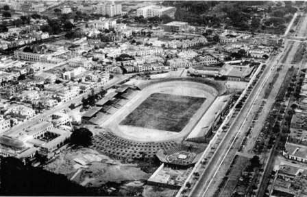 F tbol en am rica campeonato sudamericano 1927 argentina for Puerta 9 del estadio nacional de lima