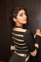 Pranitha Subhash in a skin tight backless brown gown at 64th Jio Filmfare Awards South ~  Exclusive 120.JPG