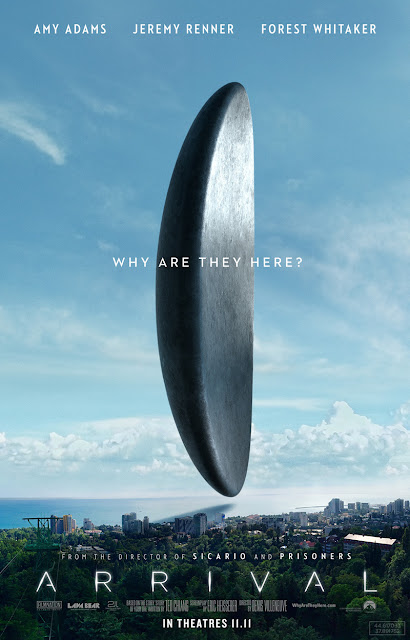 Arrival, Possibly the Best Movie of the Year