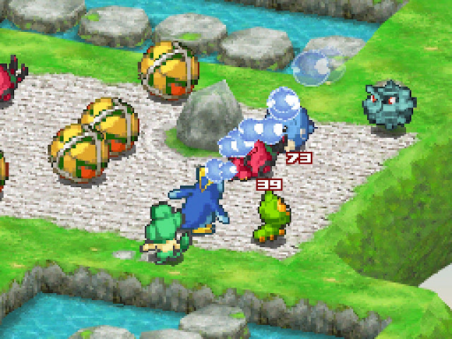 Pokemon Conquest Screenshot-1