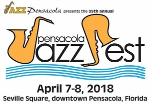 35th Annual Jazzfest Pensacola Florida Seville Square