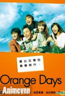 Ngày Tháng Tuổi Trẻ -Orange Days -  2013 Poster