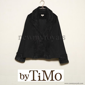 Princess Sofia wore By Timo hairy combo jacket