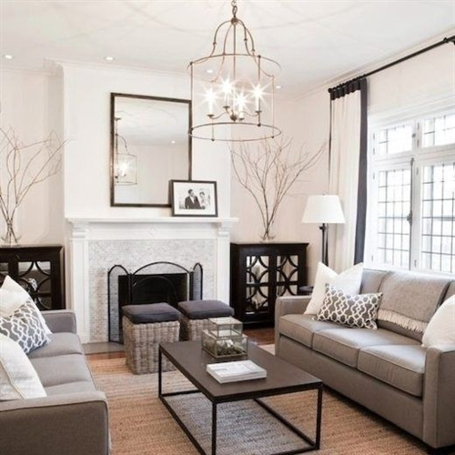 Home staging a rental property