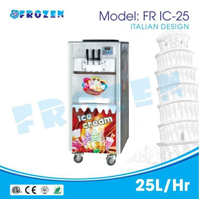 Máy làm kem cao cấp Frozen Tiện lợi - Tiết kiệm - 164929