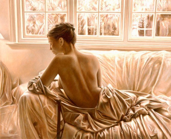 Rob Hefferan 1968 | British Figurative painter
