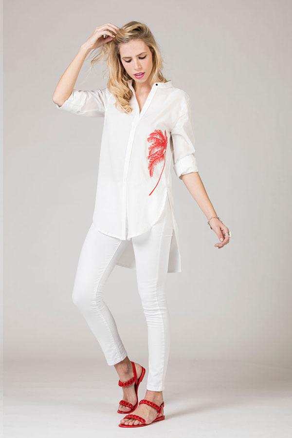 Camisas de moda para mujer primavera verano 2018 ropa de moda mujer.