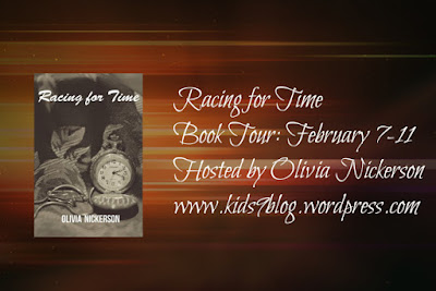 Blog Tour: Racing for Time