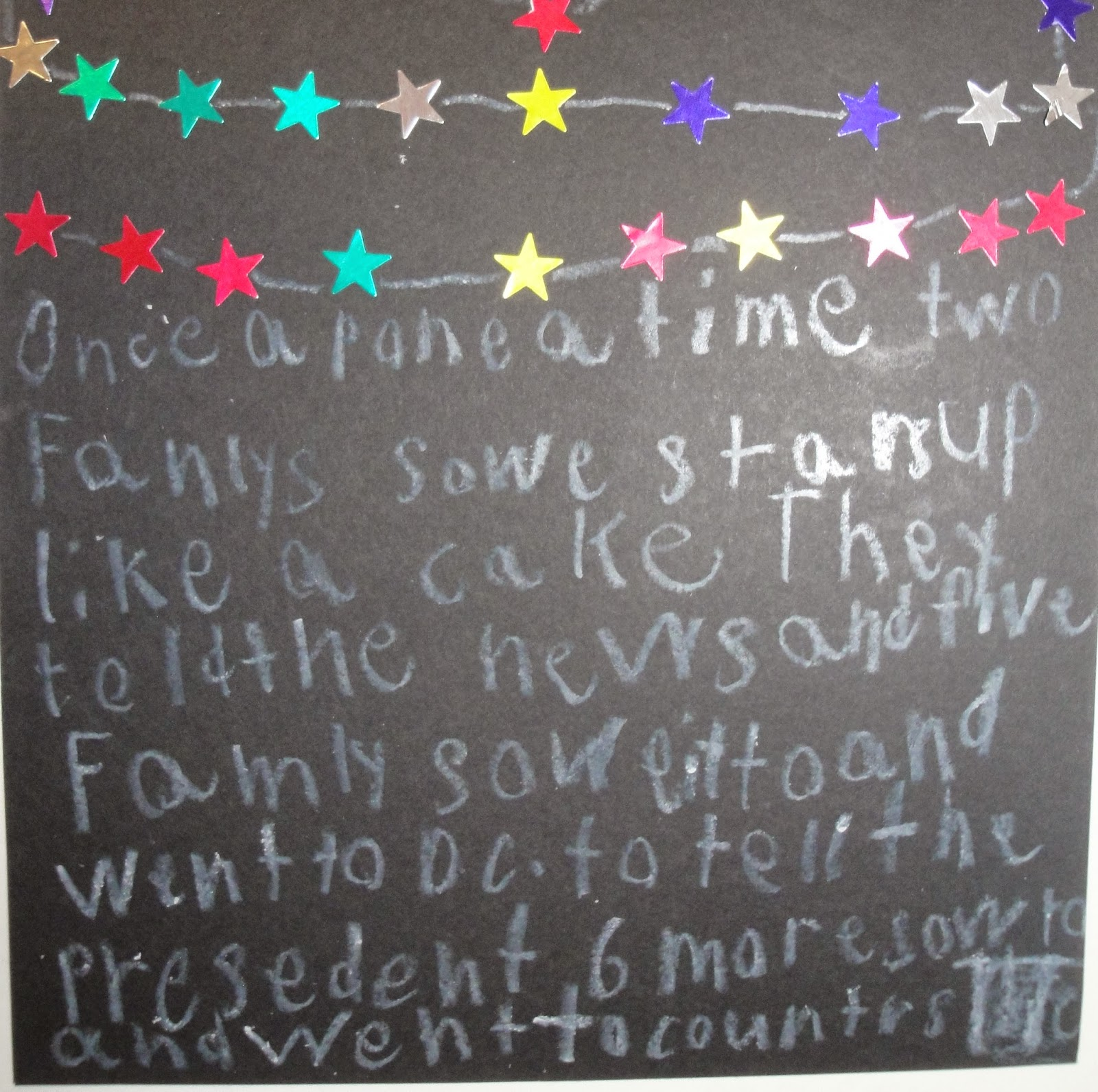 Cc Afterschool Constellations Kids Create Their Own