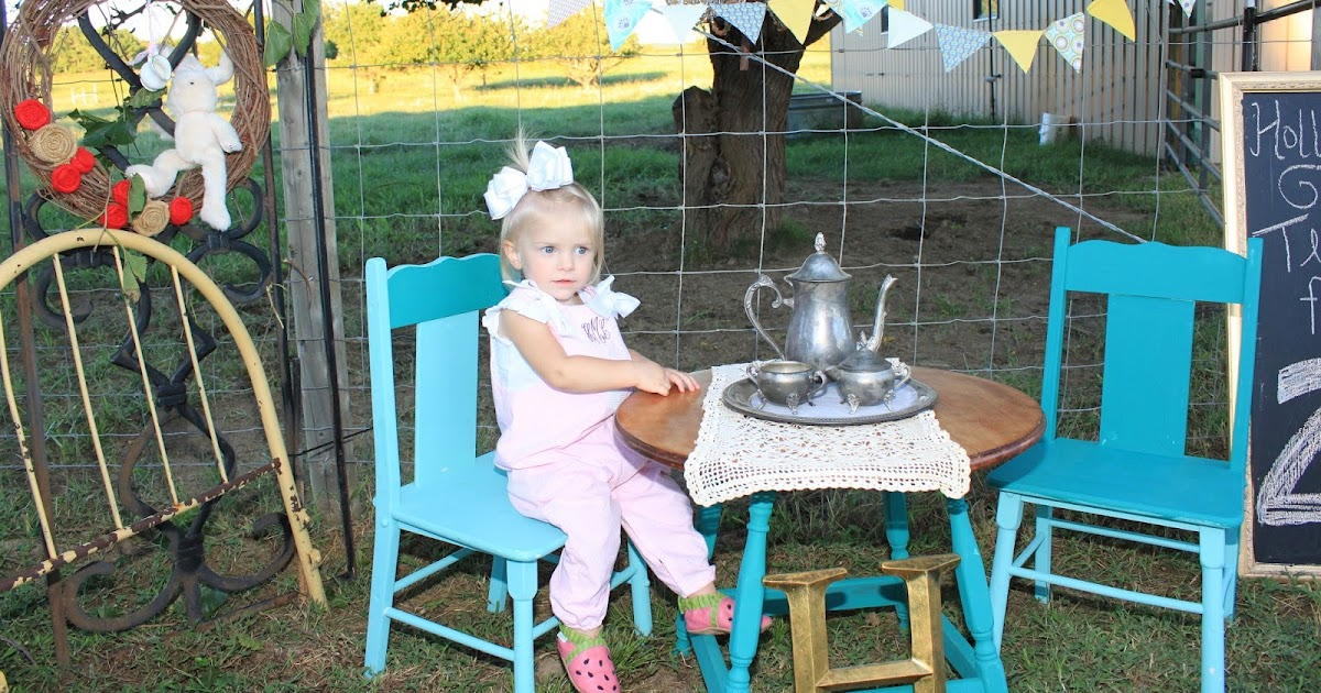 McCash Family blog: Hollin's 2nd Tea for Two Birthday