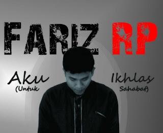 Lirik Lagu Fariz RP - Aku Ikhlas