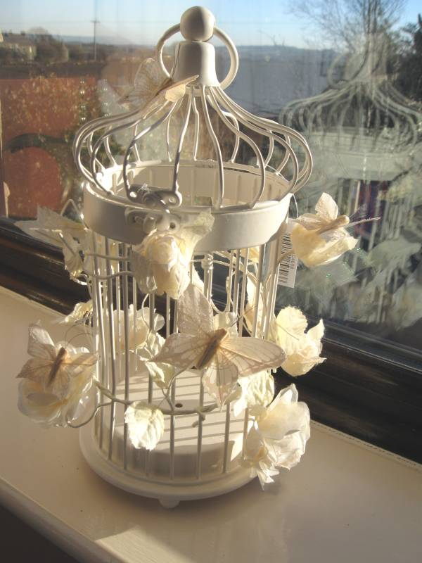 birdcage wedding decorations the butterfly and the teacup 1727