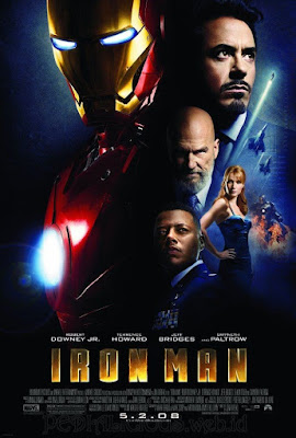 Sinopsis film Iron Man (2008)