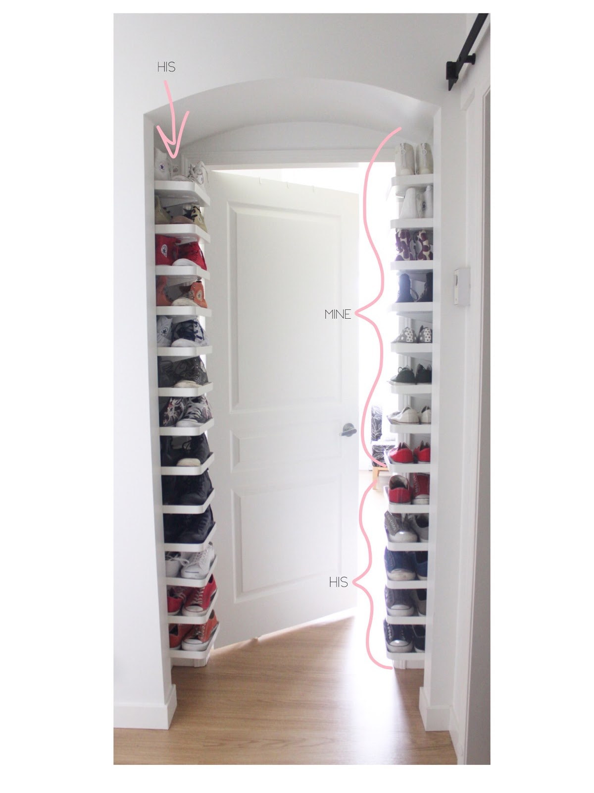 rack ideas with hanging diy shoe target closet shoes doors projetoparaguai organizer storage rackabinet contemporary loret