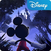Android game Mickey Mouse Castle of Illusion (APK+OBB) Free Download