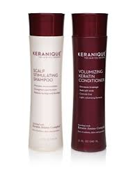 Keranique Shampoo and Conditioner
