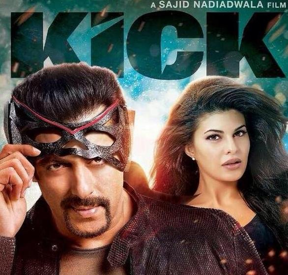 Salman Khan, Jacqueline Fernandez Kick Biggest grossing films. The film is released 5000 screens worldwide.