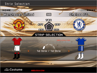 Download Option File Update Pemain PES 6  Update Oktober 2015 Gratis