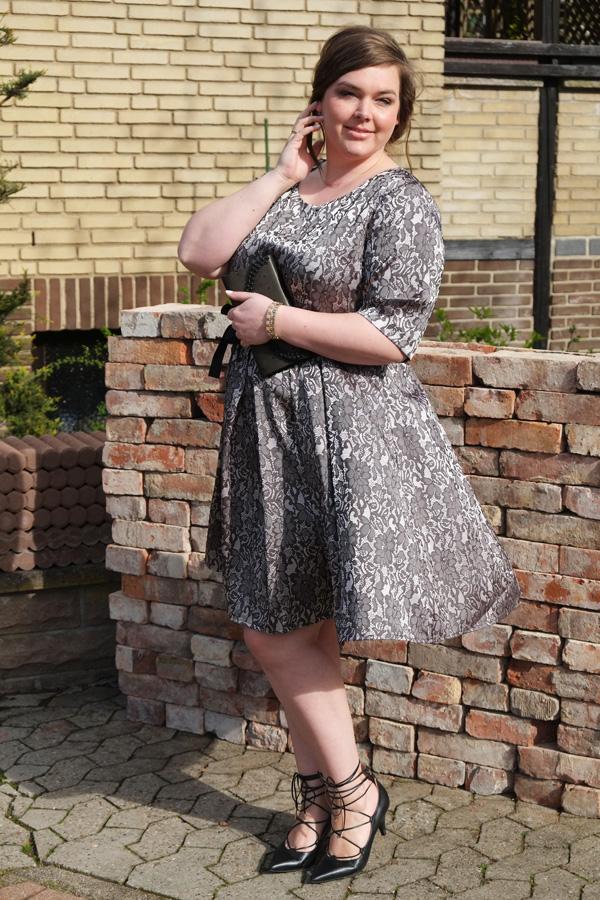 Kleid hochzeitsgast plus size
