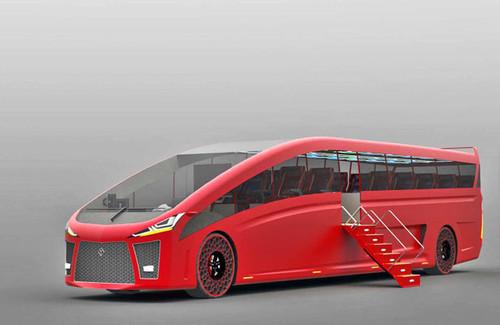 Mach Highspeed Bus