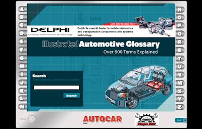 قاموس خاص بالسيارات