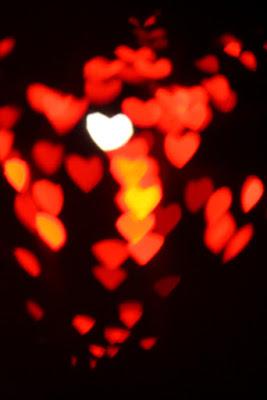 hearts a-aglow