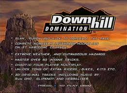 Theme, codes for downhill domination