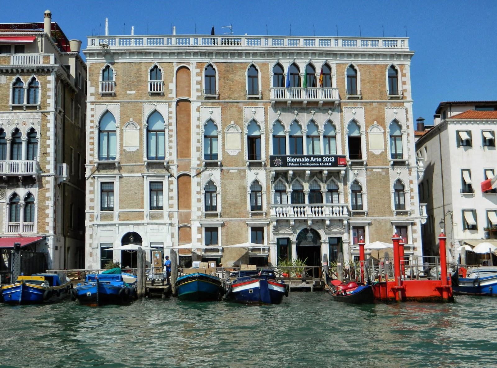 Rooms: Jax Stumpes: Venice's Grand Canal/Left Bank (9/5/2013
