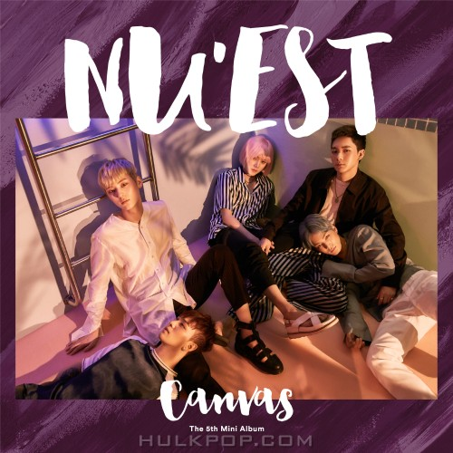 NU'EST – The 5th Mini Album `CANVAS` (ITUNES PLUS AAC M4A)
