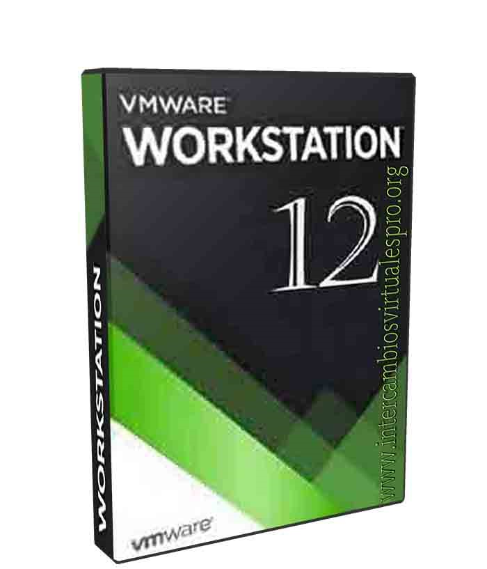 VMware Workstation Pro Lite v12.5.1 Build 4542065 poster box cover