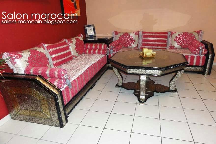 Décoration Salon Marocain Moderne sur l\'annuaire de ...