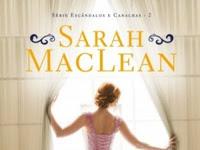 Resenha Amor Para Um Escocês - Escândalos e Canalhas # 2 - Sarah MacLean