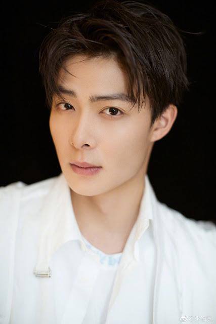 Zhang Mingen Love Yourself Chinese Romance TV Series