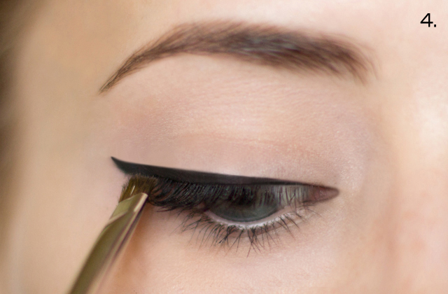 cat eye eyeliner hair and make up by steph how to cat eyeliner 30331