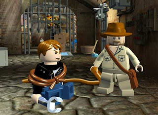 LEGO Indiana Jones 2: The Adventure Continues (X-BOX360) 2009