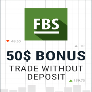 $50 Free Bonus Will be credited to Your Account - FBS