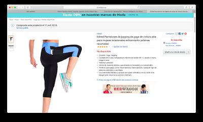 pantalones de deporte