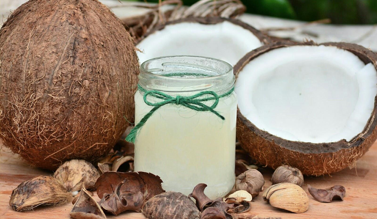 Za co uwielbiam olej kokosowy?