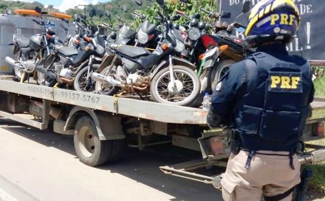 PRF finaliza Operação Cavalo de Aço com fiscalização intensificada a motocicletas