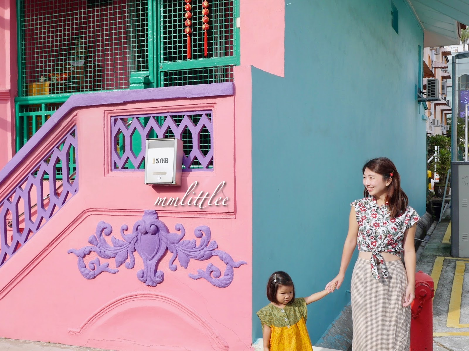 Exploring Home Of The Peranakans: Joo Chiat and Katong | a million ...