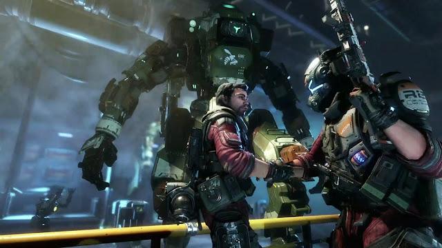 E3 2016 Titanfall 2 Single Player Trailer Leak